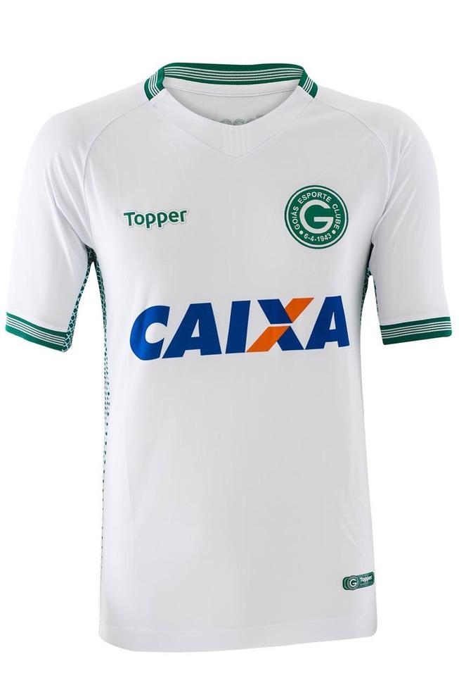 0d02eeac74b5b Camisa Topper Goiás Away 2018 2019